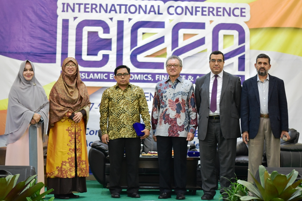 International Conference on Islamic Economics, Finance, and Accounting (ICIEFA)