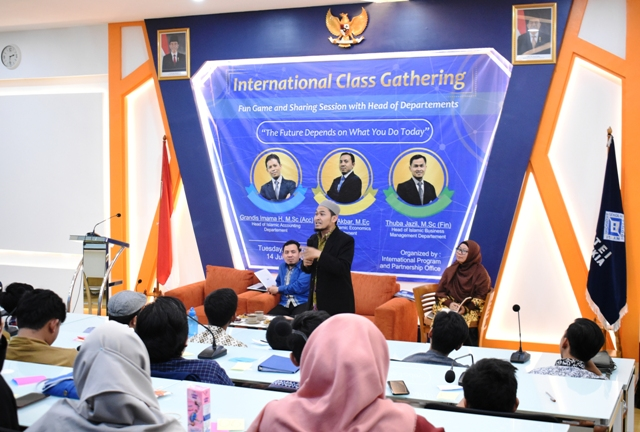 International Class Gathering, Start Your Future With Us