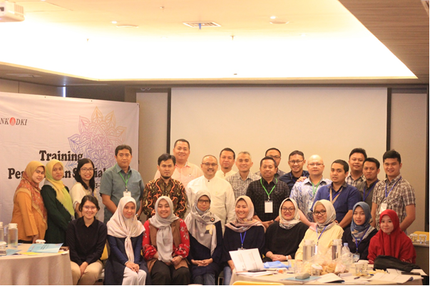 Sharia Finance Training, Institute of Research and Community Empowerment-PT. Bank DKI