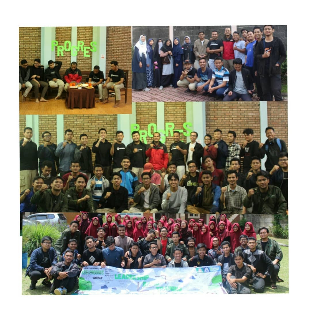 KSEI Progres Institut Tazkia: Leadership Basic Training Tahap II