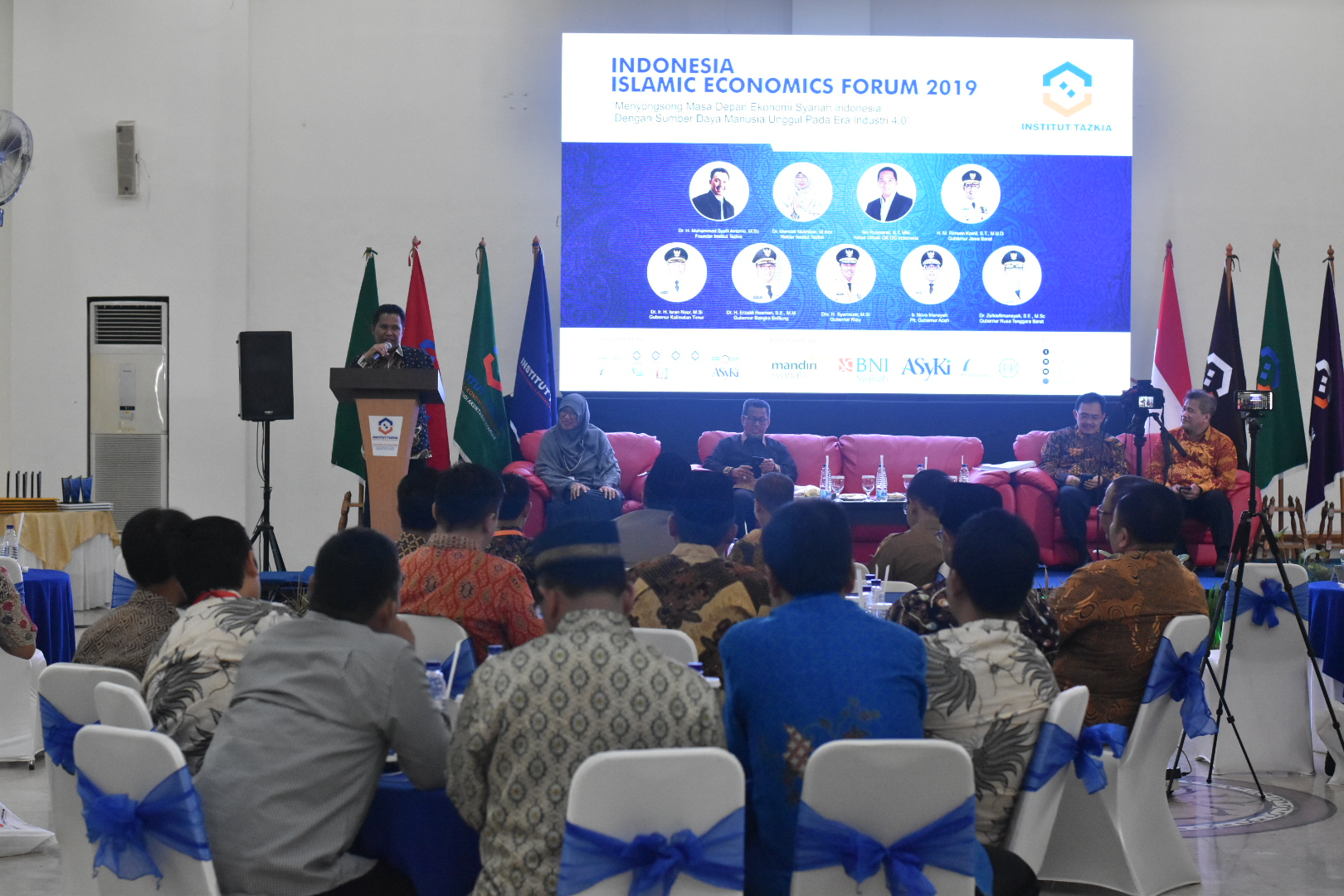 Indonesia Islamic Economics Forum 2019