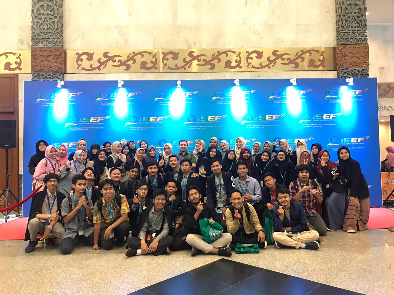 Tazkian Goes To Indonesia Sharia Economic Festival (ISEF) 2019